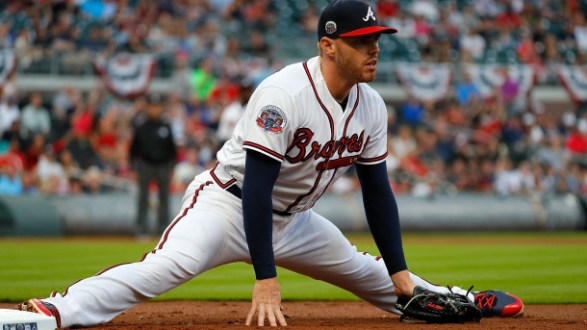 Freeman, Inciarte, Markakis Win Gold Gloves