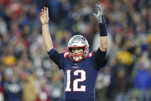 NFL Power Rankings Week Ten – On Paper Power