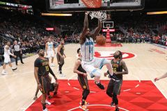 Kemba Walker Propels Hornets Over The Hawks