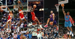 Top 5 NBA Dunk Contests Of All Time