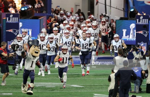 Still Here-The Patriots Win Superbowl 53