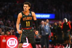 Hawks Guard Trae Young Named KIA NBA Eastern Conference Rookie Of The Month
