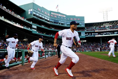 Can The Boston Red Sox Repeat? American League East Preview
