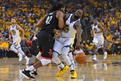 Taking It Personal- Houston Rockets vs. Golden State Game 2 Preview