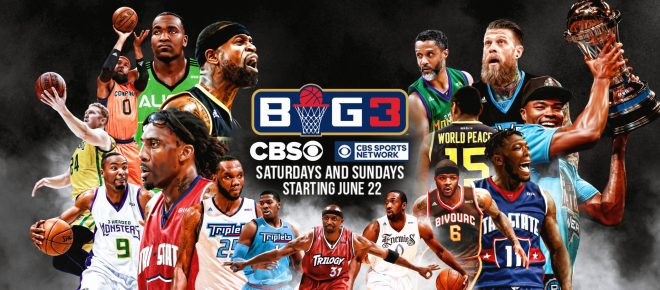 BIG3 Announces Select 2019 Cities & Dates — Tickets On Sale Tomorrow In Detroit, Philadelphia & Atlanta
