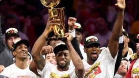 Toronto Raptors Defeat Golden State Warriors To Win NBA Finals