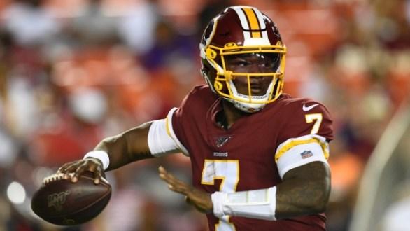 Washington Redskins Gear Up For Regular Season