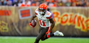 Cleveland Browns Antonio Callaway Suspended Four Games