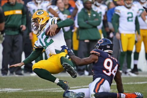 Back To A Black And Blue Fight: 2019 NFC North Preview