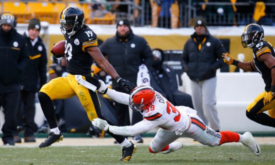 The Humongous And The Hungry: 2019 AFC North Preview