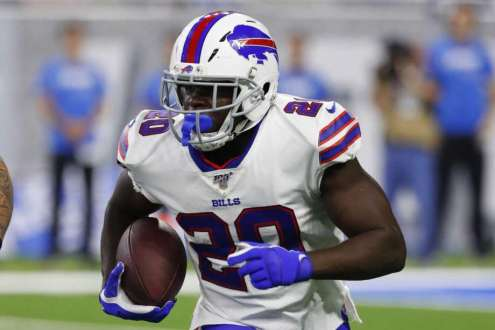 Frank Gore Is Ready For The New York Giants Matchup