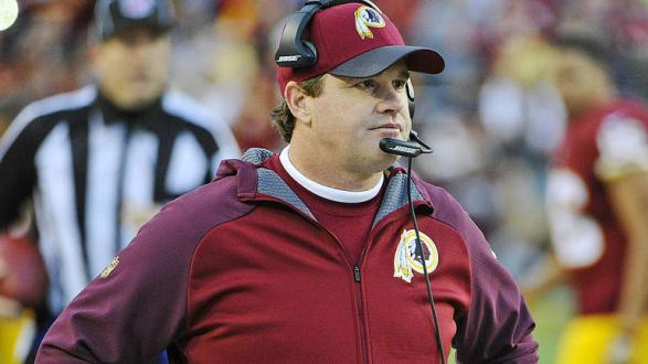 Jay Gruden May Be Coaching His Last Season With The Redskins
