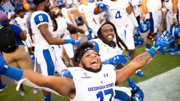 Georgia State Football: A Big Step Forward