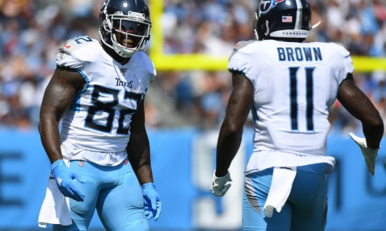 The Tennessee Titans Need More Delanie Walker