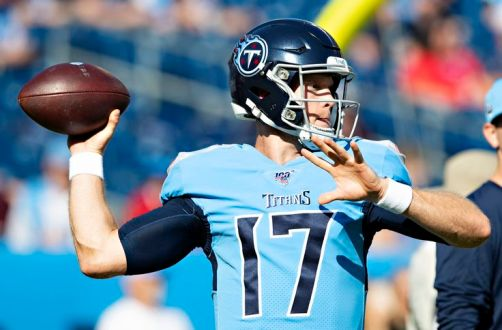 Assessing The Tennessee Titans With Ryan Tannehill At Quarterback