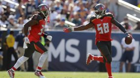 Positives and Negatives Entering The Buccaneers' Bye Week