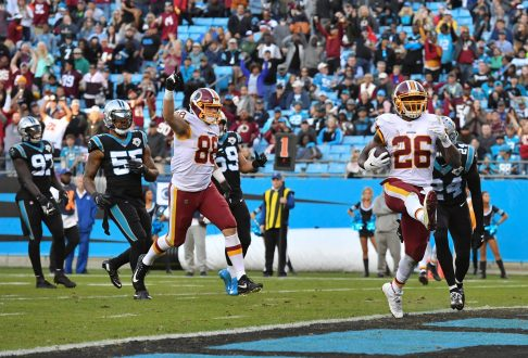 Redskins Run Over Panthers In Thrilling 29-22 Victory