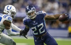 Derrick Henry And The Running Game Are Hitting Their Stride