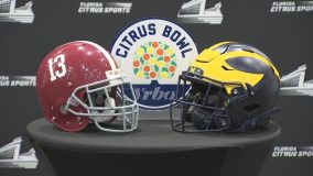 Alabama And Michigan Get Set For A New Years Battle In Orlando