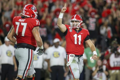 The Georgia Bulldogs – A Matter Of Scoring
