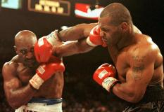 Evander Holyfield Says He Would Fight Mike Tyson If It Could Happen