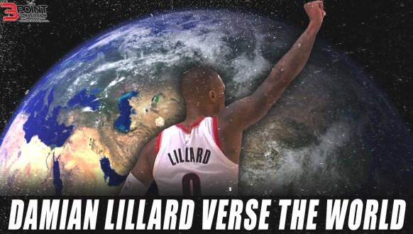 Damian Lillard Versus The Media