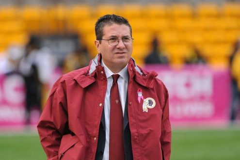 Pressure On The Redskins To Change Name Reaches New Heights