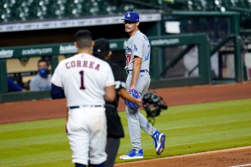 High And Inside: Should Los Angeles Dodgers Pitcher Joe Kelly Have Been Suspended?