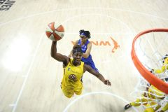 The WNBA Playoff Chase