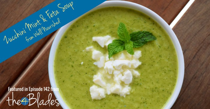Healthy Thermomix Green Soup Recipe
