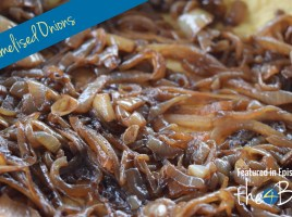 Caramelised Onions in the Thermomix