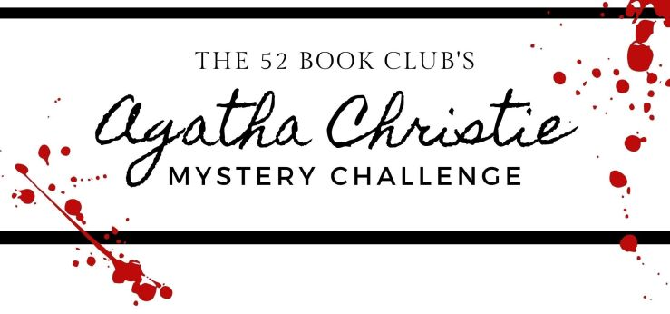 The 52 Book Club's Agatha Christie Challenge