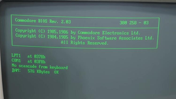 PC 10 monoschrome
