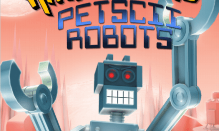 Petscii Robots now available for sale!