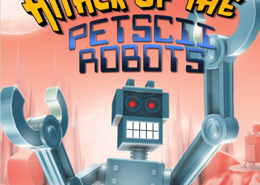 PETSCII Robot Shareware available!