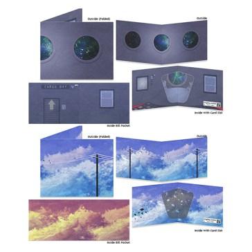 Dynomighty Mighty Wallet Designs, 2013
