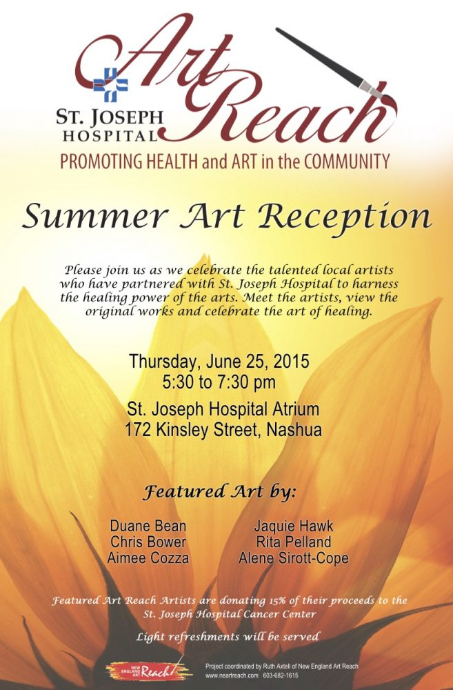 Art Reach Invite