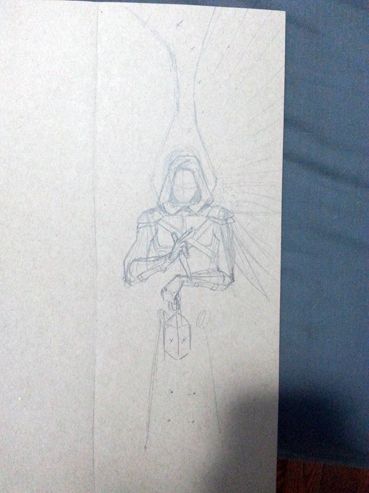 Neverending Sketch