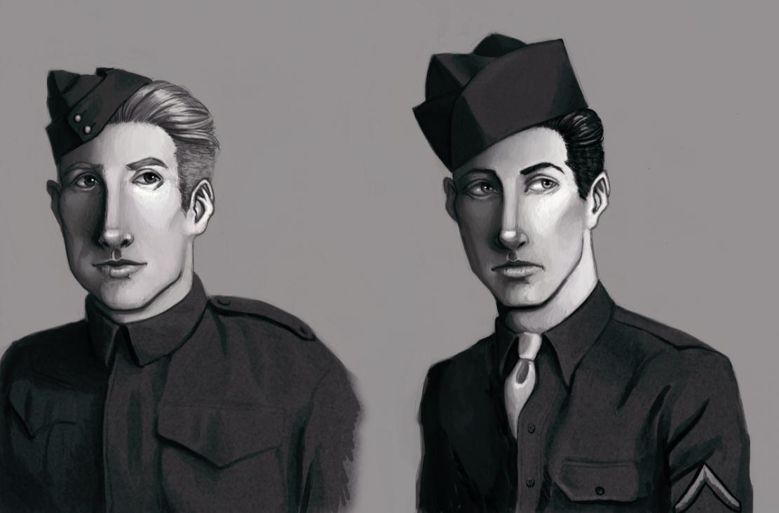 Final Black and White Portraits