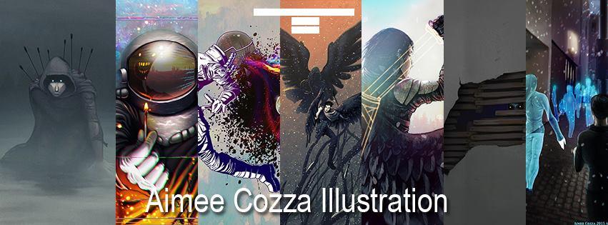Aimee Cozza Illustration Cover