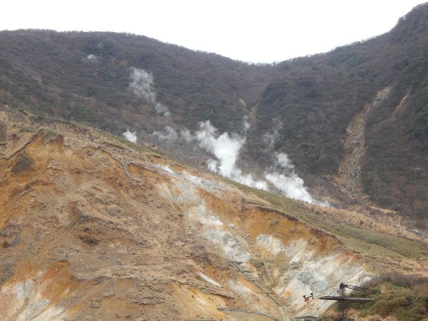 volcanic sulfur