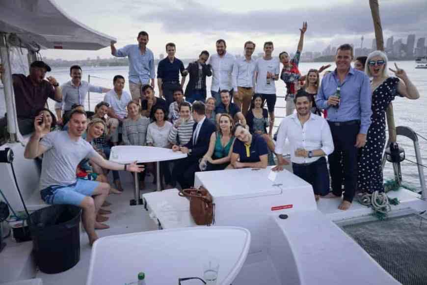 Travel Massive Cruise OzCat Sydney