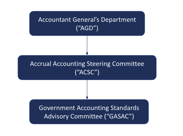 Governance structure of MPSAS issuance