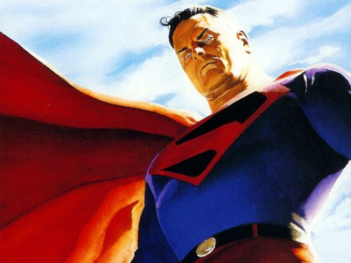 Superman in Kingdom Come