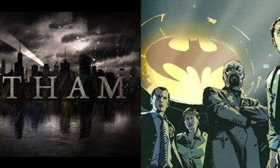 Gotham V Gotham Central