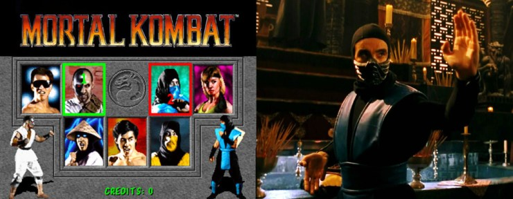 Mortal Kombat @ theactionpixel
