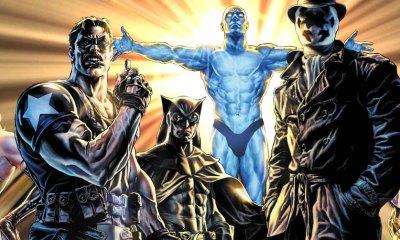 Watchmen. alan moore. dc comics. the action pixel. @theactionpixel