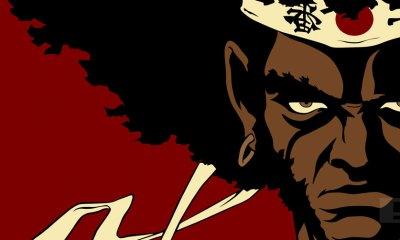 Afro Samurai @theactionpixel.com