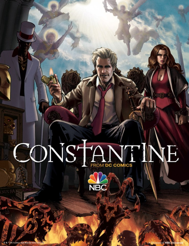constantinePoster