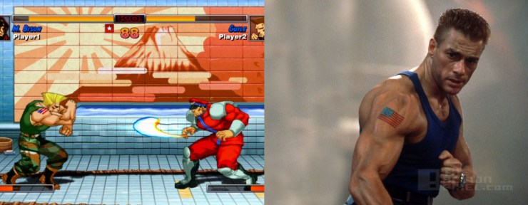 Street Fighter @ theactionpixel.com